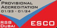 essco certification